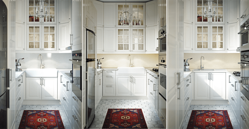 Here\'s why your Ikea furniture look better in a catalog than in ...