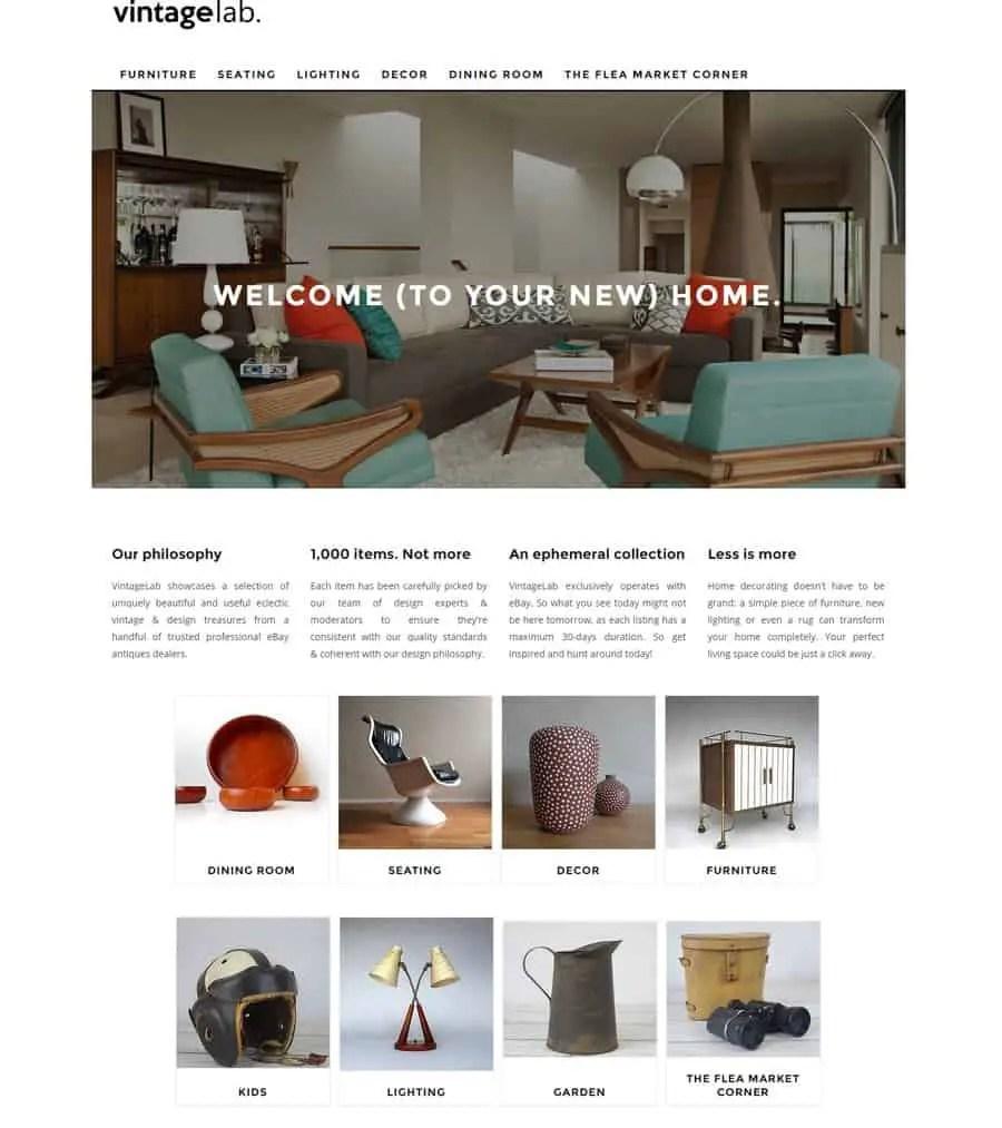homepage LD