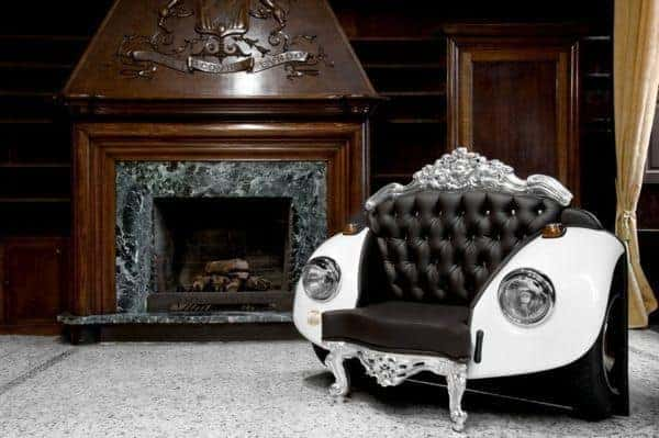 50 Ideas To Recycle An Old Car Into A Piece Of Furniture   Flea Market  InsidersFlea Market Insiders