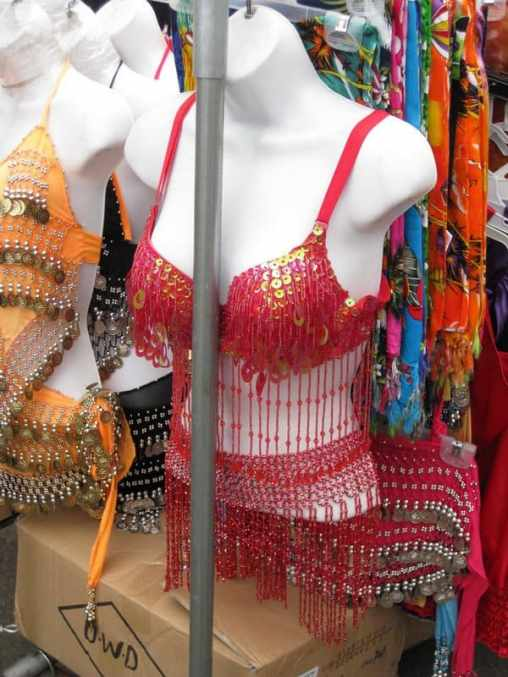Belly dance outfit