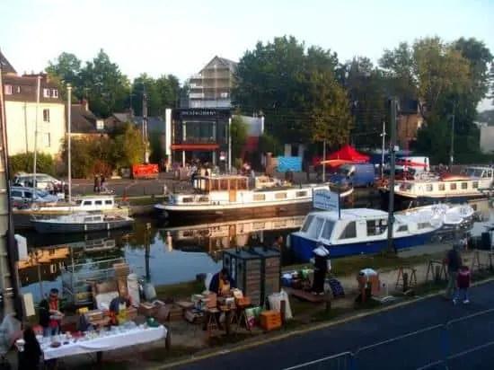 Braderie du Canal Saint Martin in Rennes 002