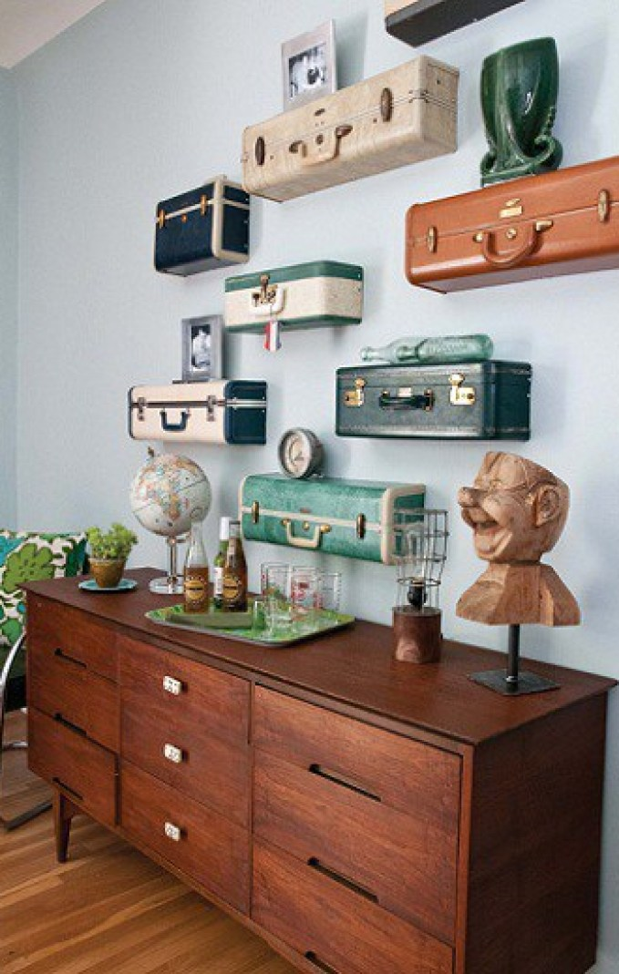 Creative Decoration Ideas With Vintage Furniture