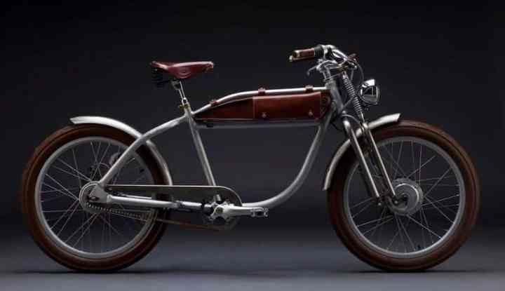 Ascot Vintage Electric Bike  Ride With Style