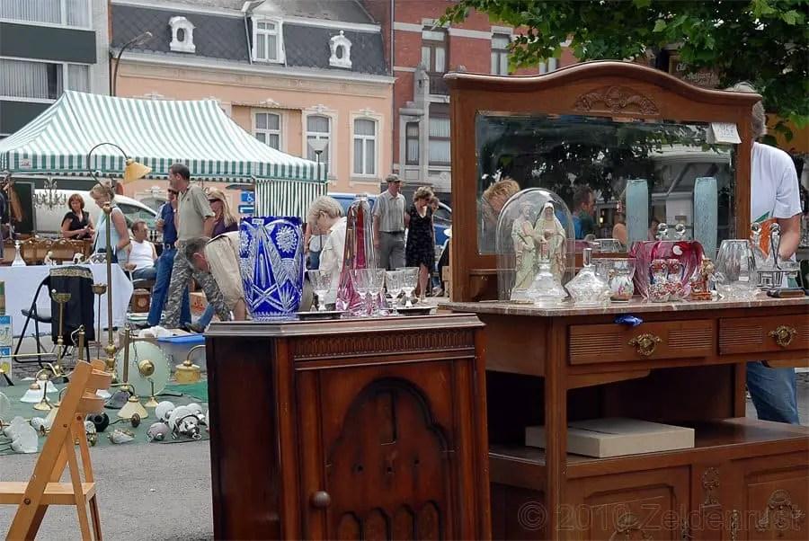 Tongeren Flea Market - Belgium-001