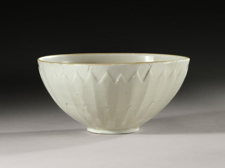 Rare 'Ding' bowl sold for over $2 million at auction. Photo courtesy of Sotheby's.