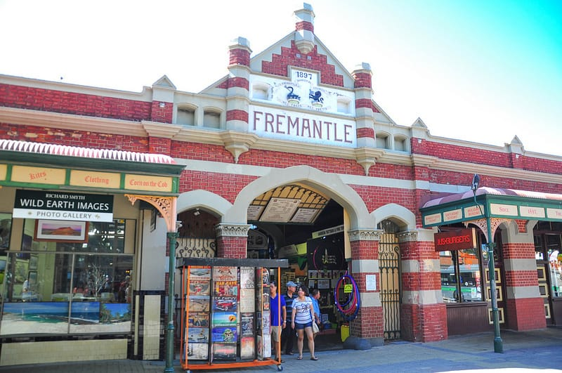 Fremantle Markets, Perth, Australia