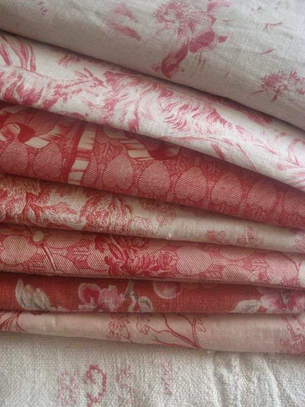 French Provincial Decor Textiles and Paterns
