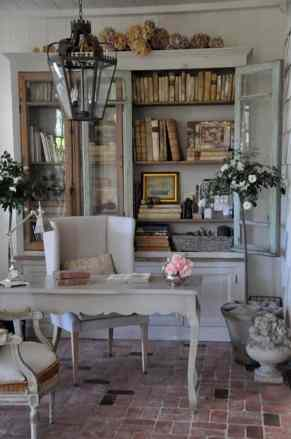 French Provincial Decor colors 001