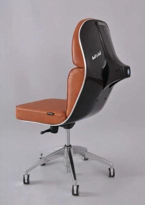 Vespa Scooter Chair by Bel&Bel-014