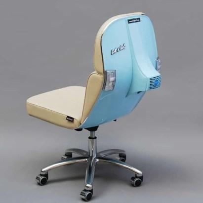 Vespa Scooter Chair by Bel&Bel-016