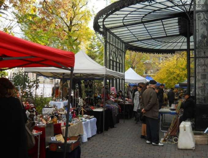 The Antiquities Collectors Market