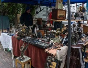 Hans Johnsson - Flea Market Bucharest