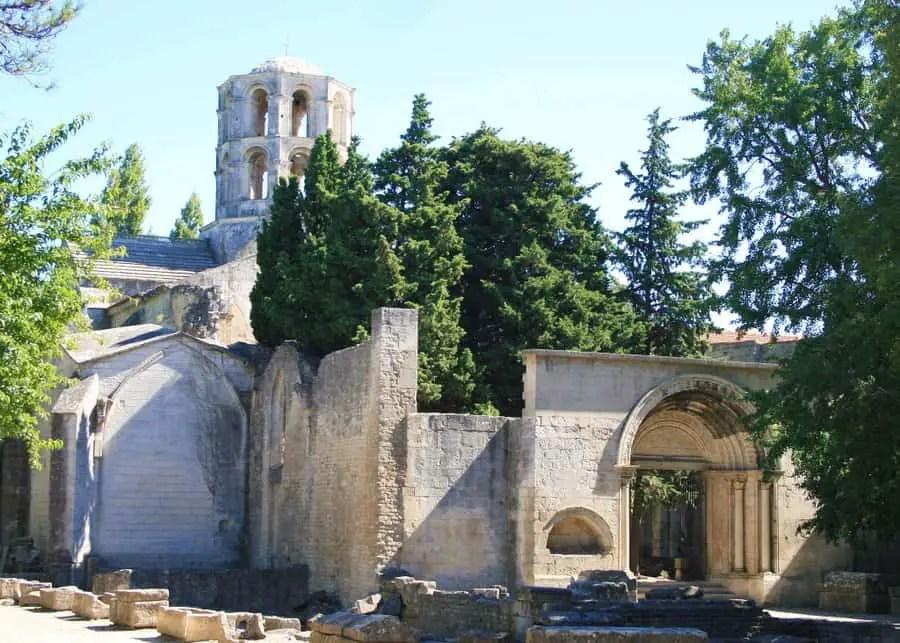LaurPhil Arles les Alyscamps
