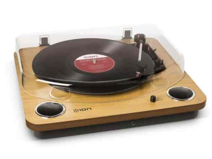 ION Max LP Conversion Turntable