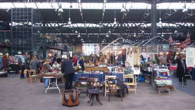 Antiques at the Old Spitalfields Market