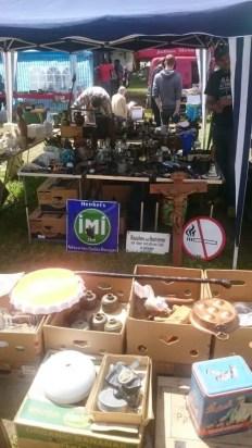 Viktring Flea Market Sign