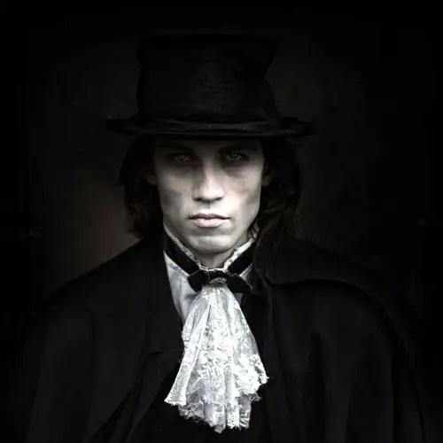 schoolboy vampire