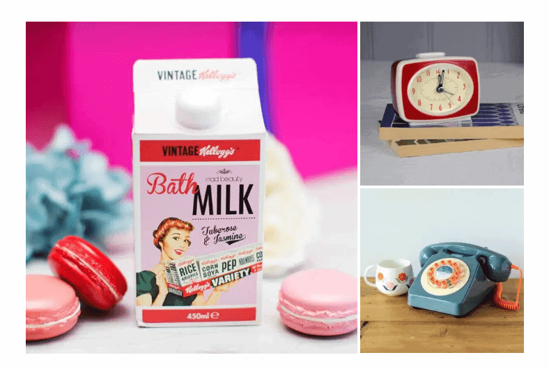 12 Christmas Gift Ideas For Your Retro Friend - Flea Market ...