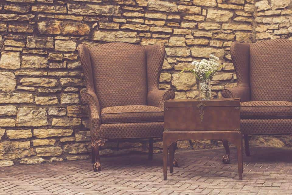 Bonus Tip: Consider Using Organic, Non Chemical Based Cleaning Products.  Chemical Products Might Actually Harm Vintage Furniture.