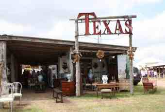 flea markets Texas