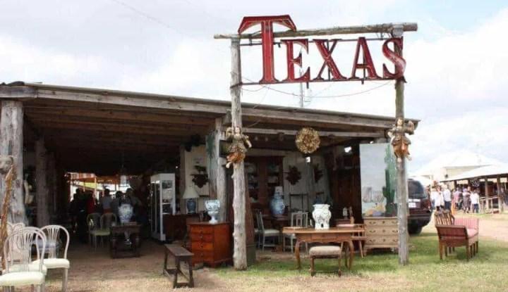 flea markets Texas