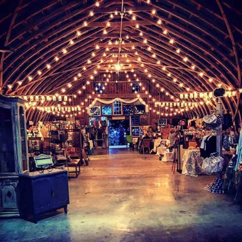 The Barn flea market©thebarniowa.com