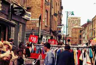 Brick Lane Market - Photo by londonblogger.de