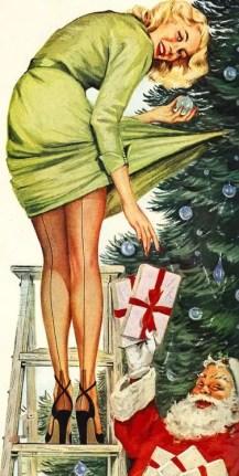 vintage christmas ornaments 3
