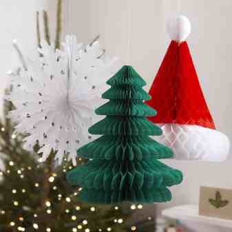 Honeycomb-Christmas-Decoration-2