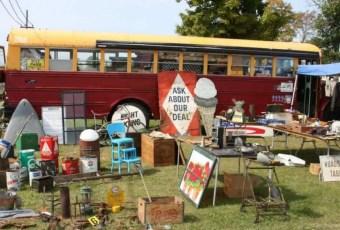 Michigan Antique Festivals©Michigan Antique Festival Facebook
