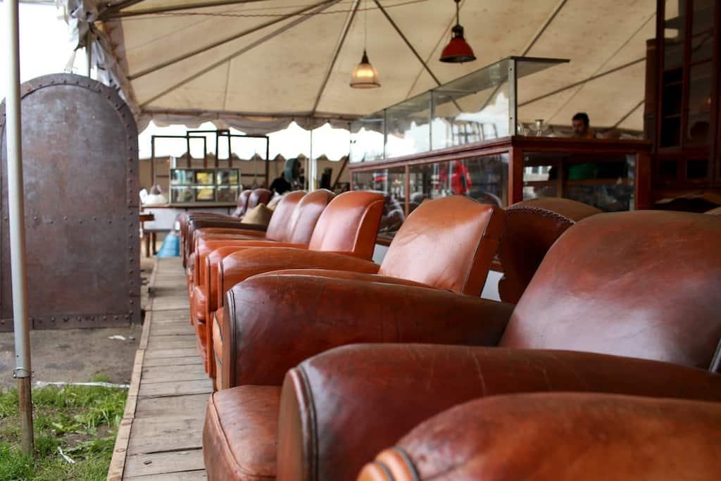 Brimfield Flea Market © A Continuous Lean