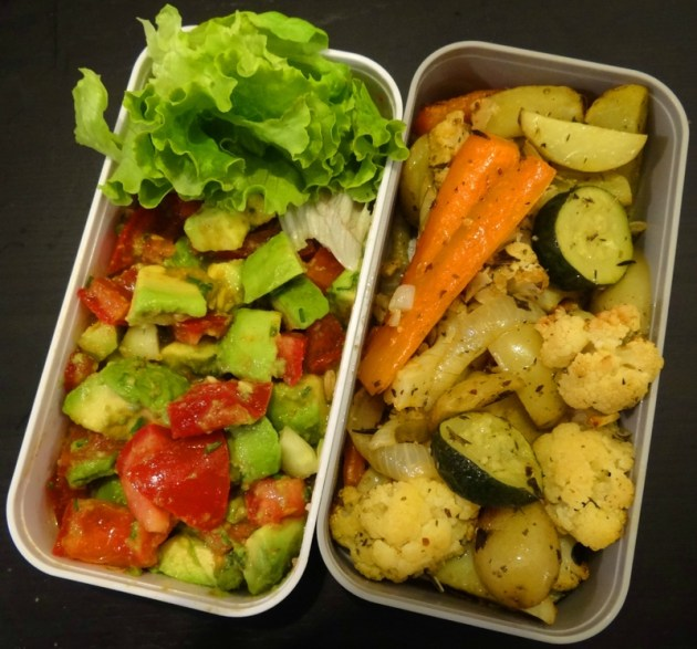 Fleanette's Kitchen - Légumes rotis