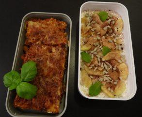 Fleanette's Kitchen - Lasagnes végétariennes