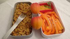 Bento Orange - Fleanette's Kitchen