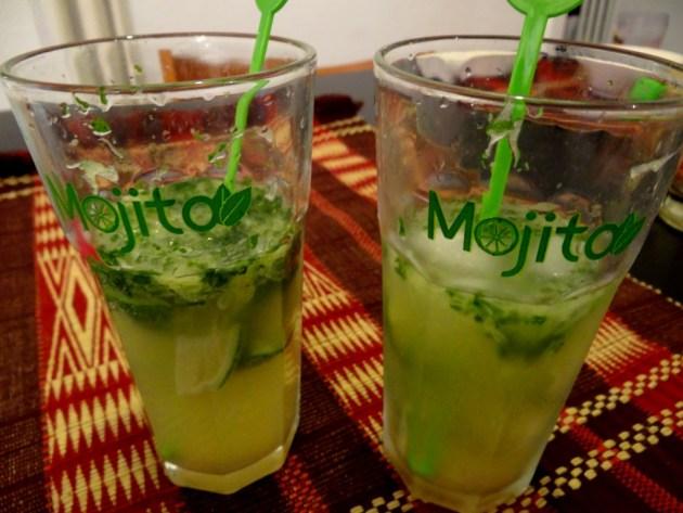 Mojito - Repas de fête - Fleanette's Kitchen