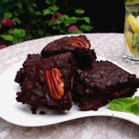Brownie aux haricots azukis - Ultra moelleux, sans gluten