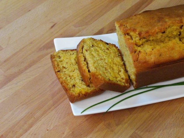 Pain de mais - Cornbread - Fleanette's Kitchen