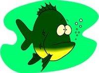 Peixe - Cartoon