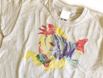 T Shirt Bemalen Mit Textilfarben