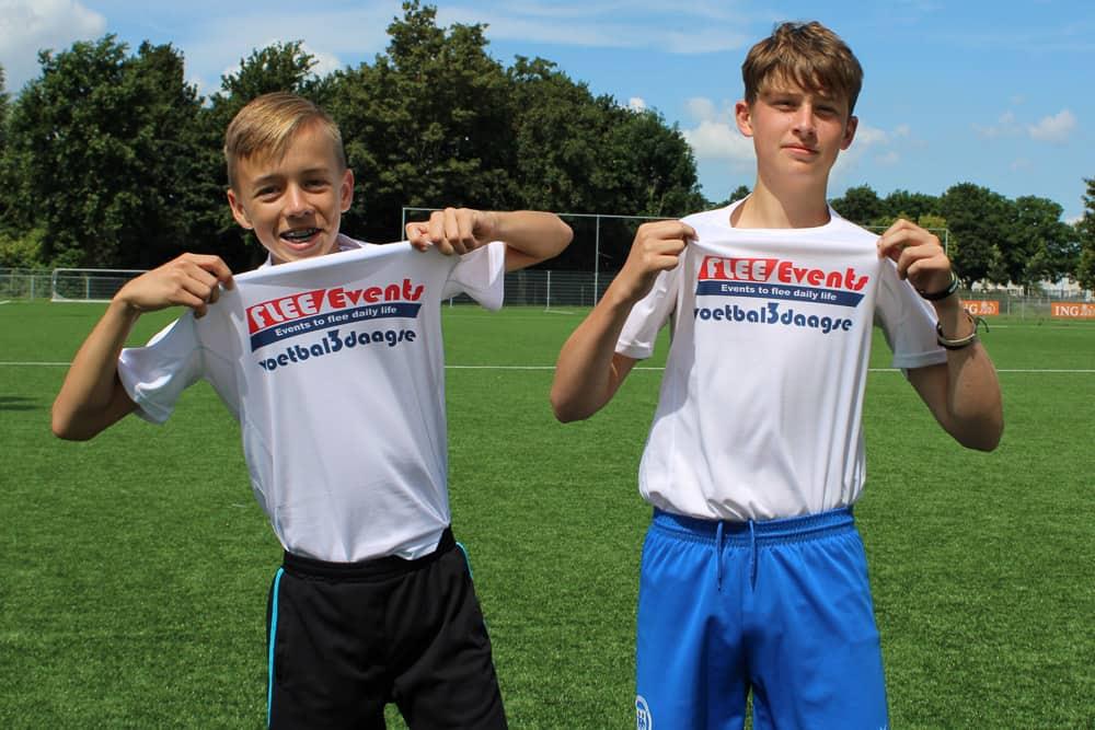 Voetbal3daagse SC Buitenboys