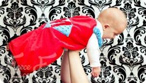 easy superhero cape tutorial