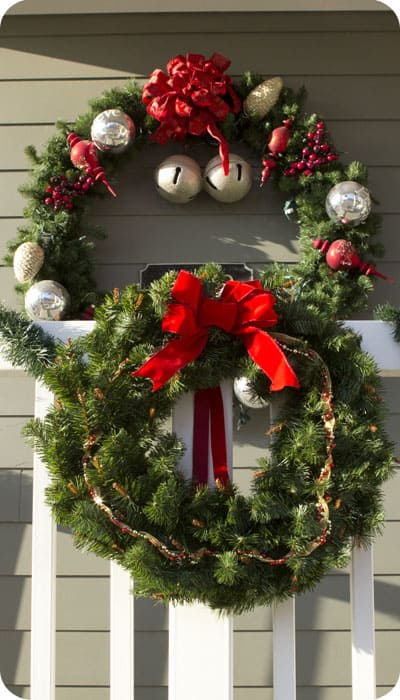 wreaths smaller