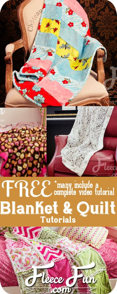 blanket-and-quilt-tutorials