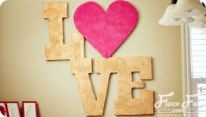 giant love letter tutoiral 2