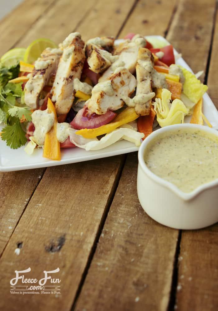 yummy chicken salad