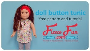 button tunic feature