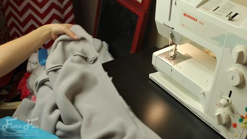 Long Hooded Cloak Pattern