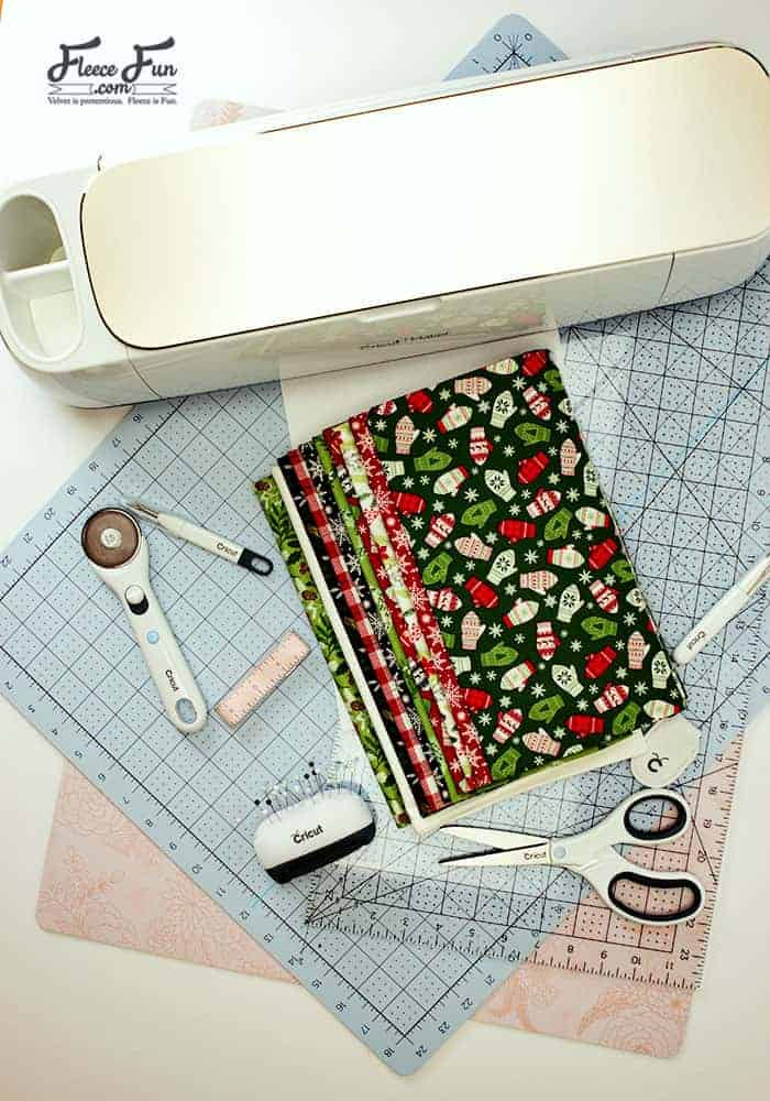 """How to get started quilting is a shows you an easy way to get into the fun world of quilting. With this """"quilt by numbers"""" approach a lot of the guess work and stress is taken out of the equation with this quick start guide to your first quilt."""