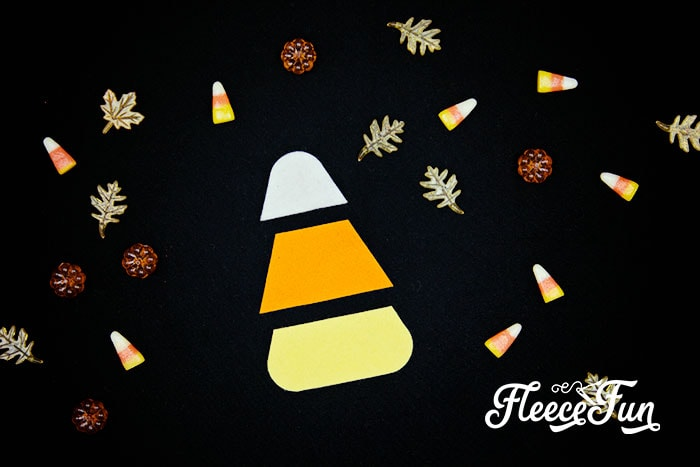 This Kawaii DIY Candy Corn and Ghost Softie are easy to make with the FREE pattern & step by step instructions. Perfect for Halloween gifts and decorating!