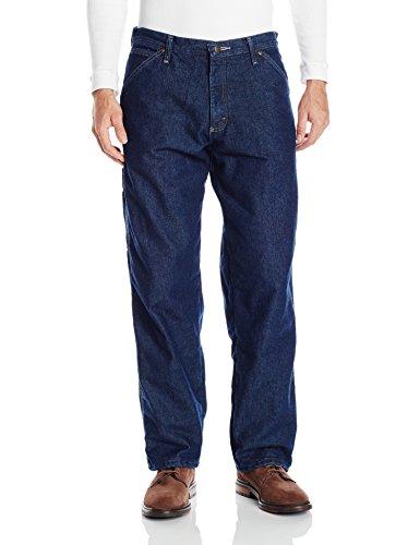mens lined carpenter jeans